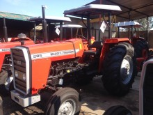 Pre-Owned Tractor Massey Ferguson (MF) 285