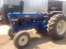 Pre-Owned Tractor Ford 6600