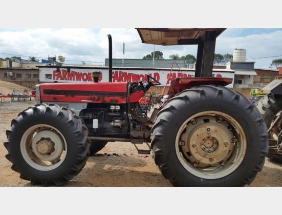Red Massey Ferguson (MF) 399