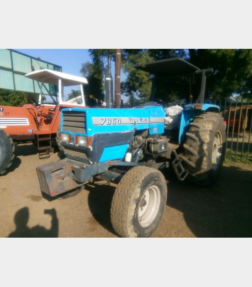 Blue Landini 7860
