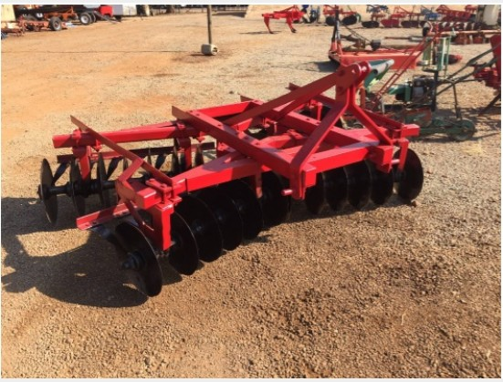 U Make 26 Disc Tandem Lift Harrow