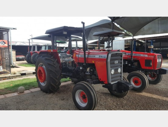 Massey Ferguson (MF) 290 4X2 Pre-Owned Tractor