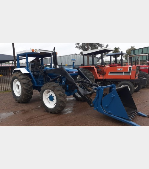 Ford 5610 Loader 4x4 Pre-Owned Tractor.