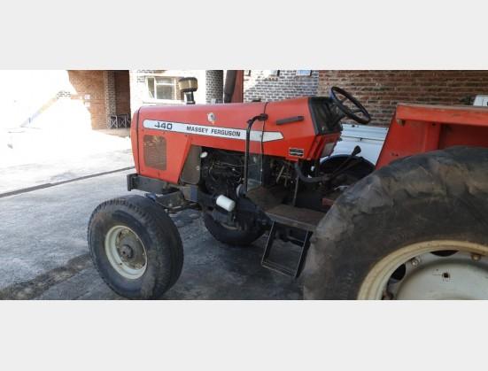 Massey Ferguson (MF) 440 2x4 61kW 80HP