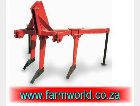 S37 New BPI 3 Straight Tine V-Frame Ripper (PP620/3)