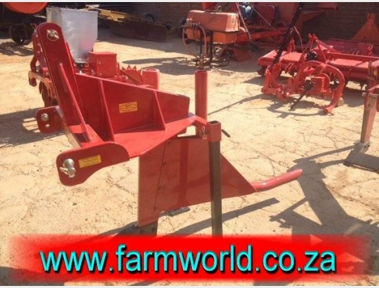 S50 New BPI 1 Straight Tine V-Frame Pipe Ripper (PP620/1P)