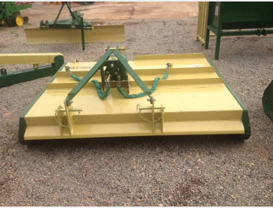 S1391 New Van Zyl Staalwerke 1.5m Labrador Windrow Cutter / 1.5m Windry Snyer