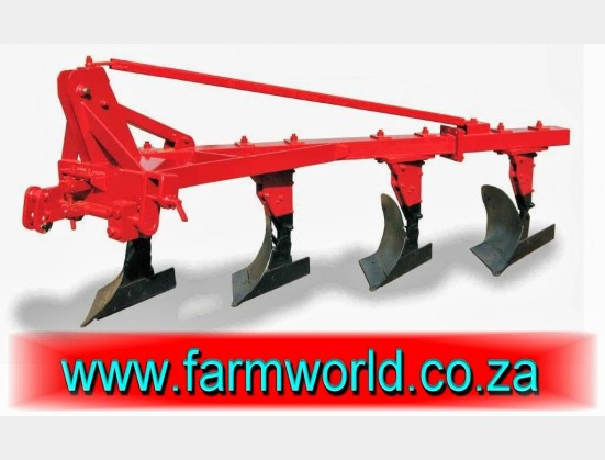 S169 New BPI 1 Furrow Mouldboard Plough Ext. 18-20