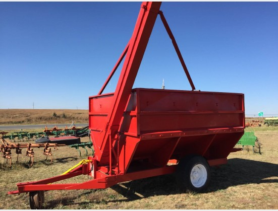 S1826 Pre-Owned 5 Ton Transfer Trailer / Oorlaai Wa