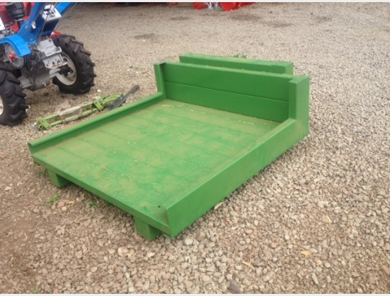 Green F3Agri 3 Point Mounted Platform 750Kg  New Other Implements