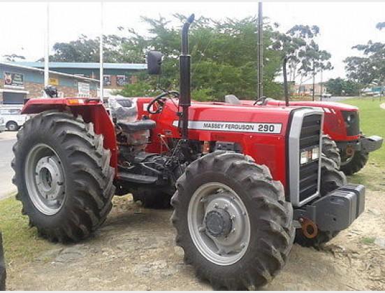New Tractor Massey Ferguson (MF) 290 61kw