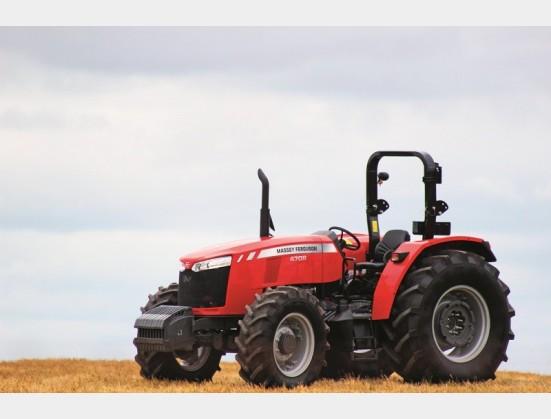New Tractor Massey Ferguson (MF) 4708 60kw