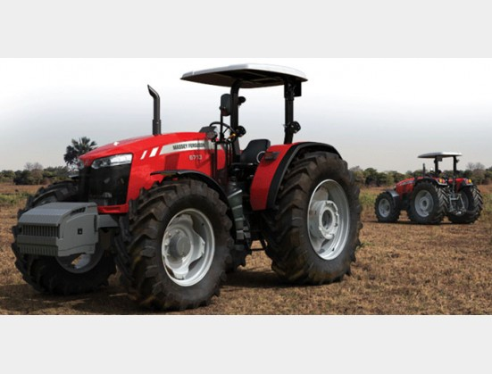 New Tractor Massey Ferguson (MF) 6711 83kw Powershift