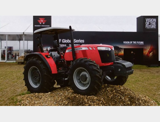 New Tractor Massey Ferguson (MF) 6712 91kw Powershift
