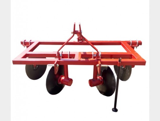 Red RY Agri 2 Row Ridger New Implement