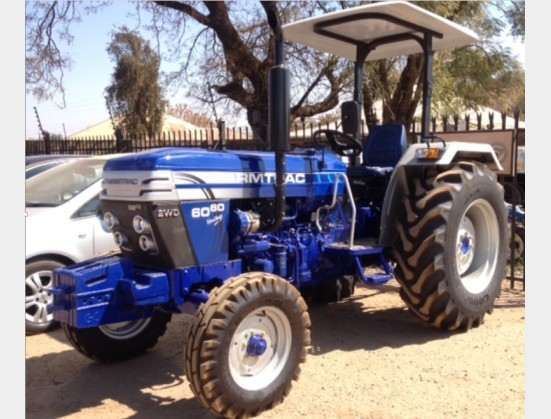 Farmtrac 6060 60hp 4X2