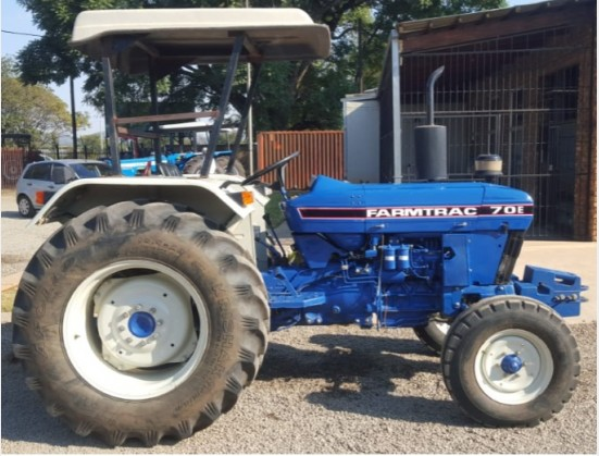 Pre-Owned Tractors