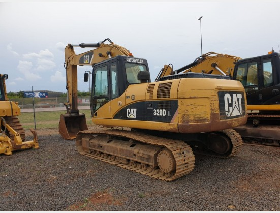 CAT 320D L Excavator 9000h