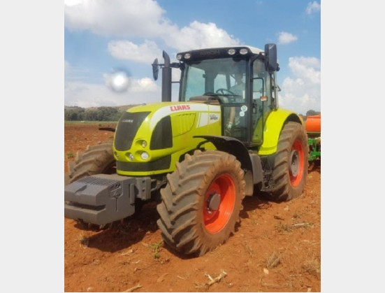 2017 Green Claas Arion 630C